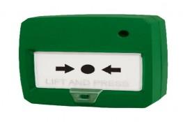 DMTech D9000EXT-G Söndürme Sistemi Başlatma Geciktirme Butonu